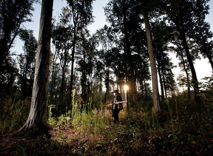 mali lovac (noćni lovac)